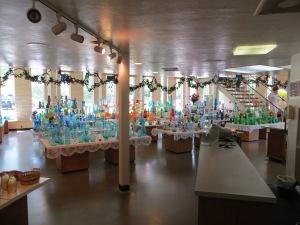 Blenko Glass Gift Shop