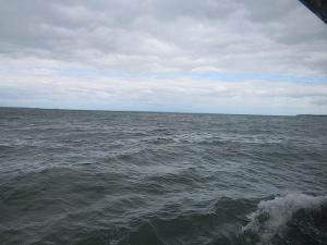 Crossing Lake Erie
