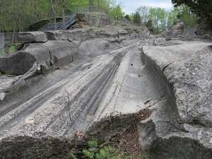 Glacial Grooves