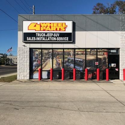 4 Wheel Parts - Jacksonville