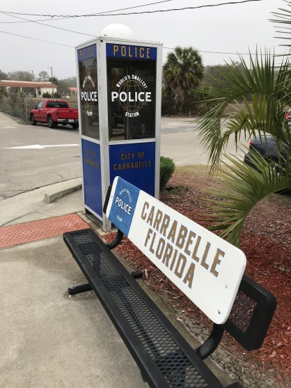 Infamous Carrabelle Police Department