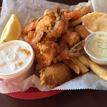 Al's Fried Shrimp