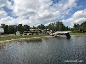 Lakefront sites