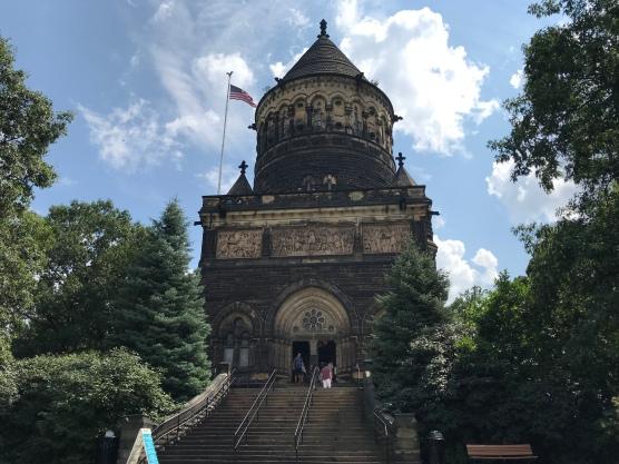 President James A. Garfield Memorial