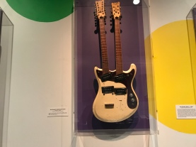 Jimi Hendrix Doubleneck Guiter