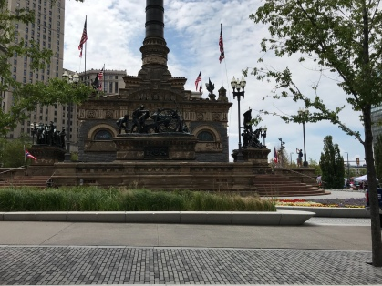 Soldiers' and Sailors' Monument