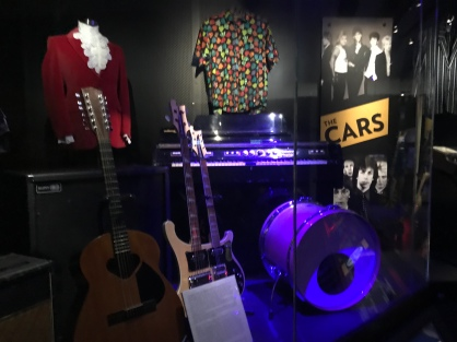 The Cars display