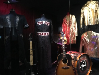 Bon Jovi display