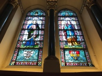 Stained Glass Windows of New Jersey and Pennsylvania