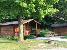 Rental cabins