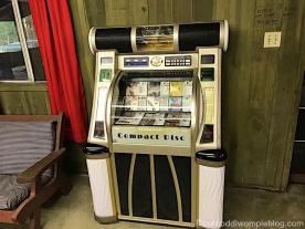 Rec Hall jukebox