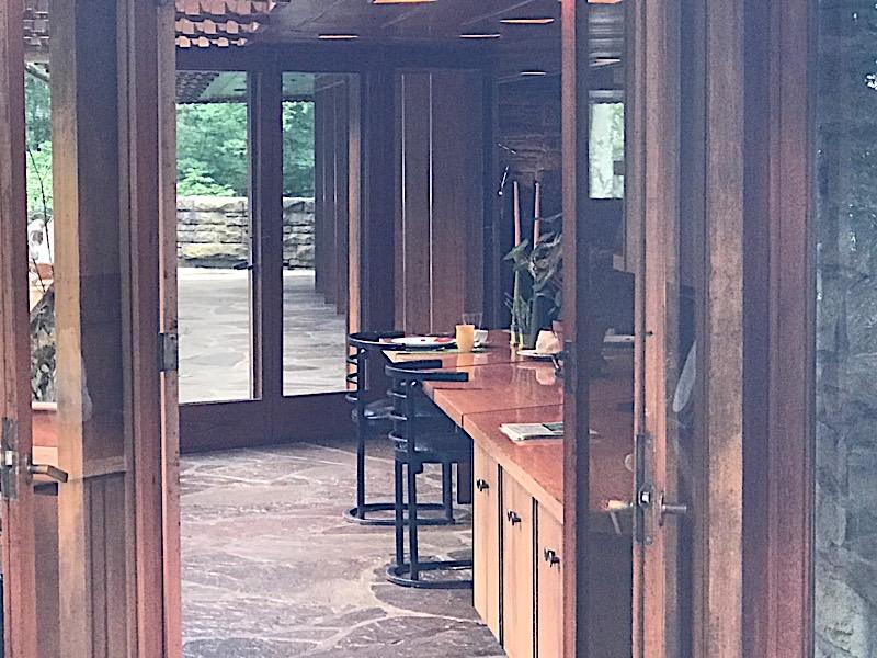 Kentuk Knob dining room