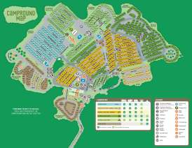 Holiday Travels-L-Park Campground Map
