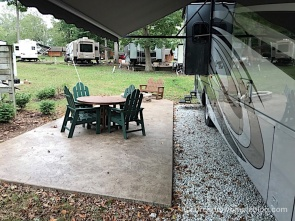 Site 318 patio