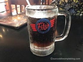 Cold root beer!