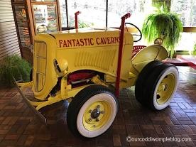 Fantastic Caverns tractor