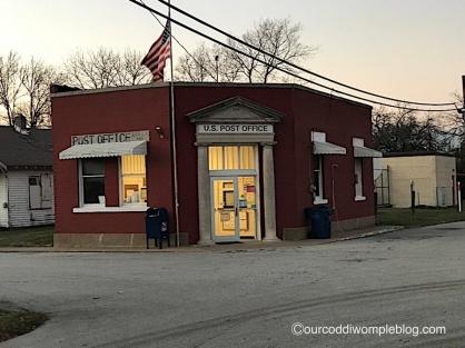 Avilla Missouri Post Office