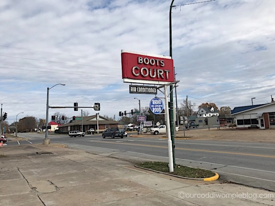 Boots Court